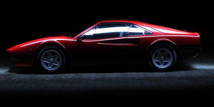 Gooding and Company subasta uno de los raros Ferrari 308 GTB vetroresina