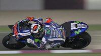 Jorge Lorenzo el más rápido del primer entrenamiento libre de MotoGP