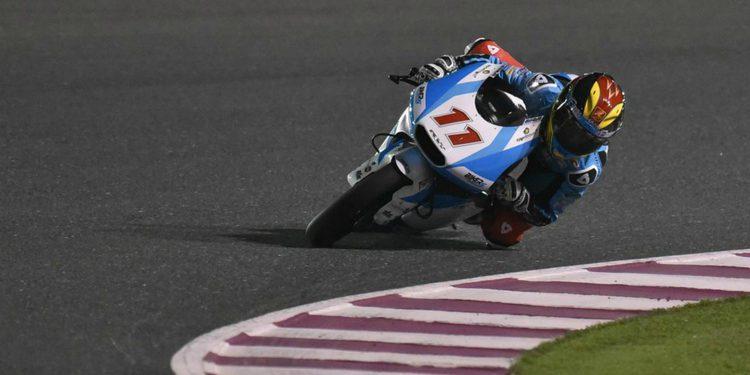 En Moto3 el jueves lleva el nombre de Livio Loi