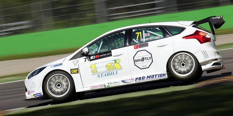 FRD Motorsport construirá un nuevo Ford Focus TCR
