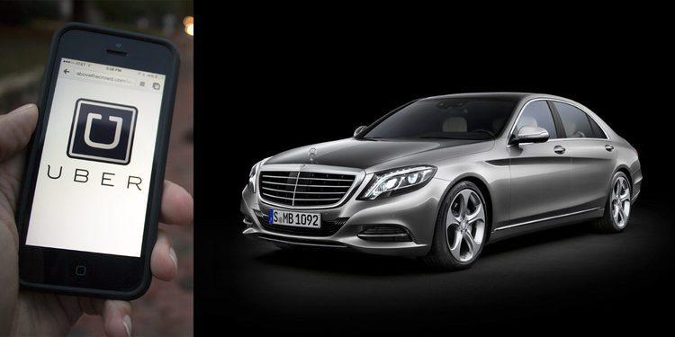Se dice que Uber ha comprado 100.000 Mercedes-Benz Clase S