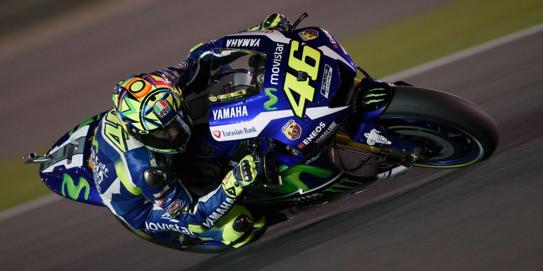 Valentino Rossi 2 años más con el Team Movistar Yamaha