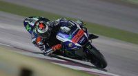 Jorge Lorenzo consigue la pole position en MotoGP