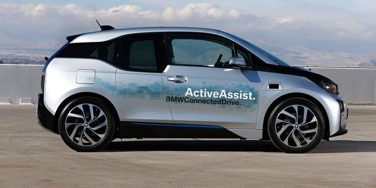 BMW lanzará nuevo modelo eléctrico y autónomo en menos de 10 años