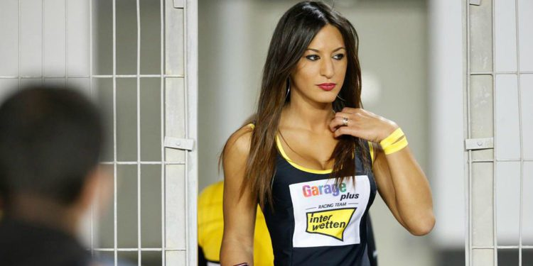 Las Paddock Girls del GP de Qatar 2016