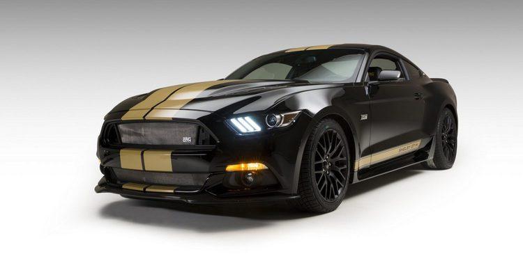 ¿Te gusta este peculiar Shelby Mustang GT-H? Solo podrás conducirlo si lo alquilas en Hertz