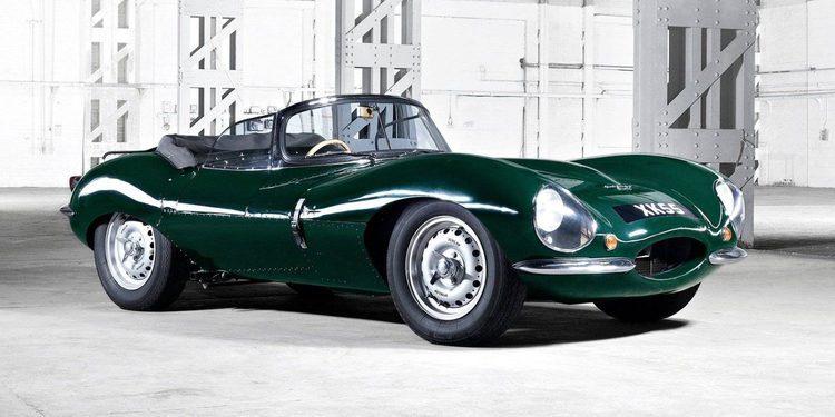Jaguar volverá a fabricar los nueve XKSS perdidos de 1957