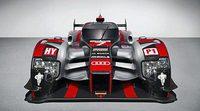 Desvelada la decoración del Audi R18 LMP1
