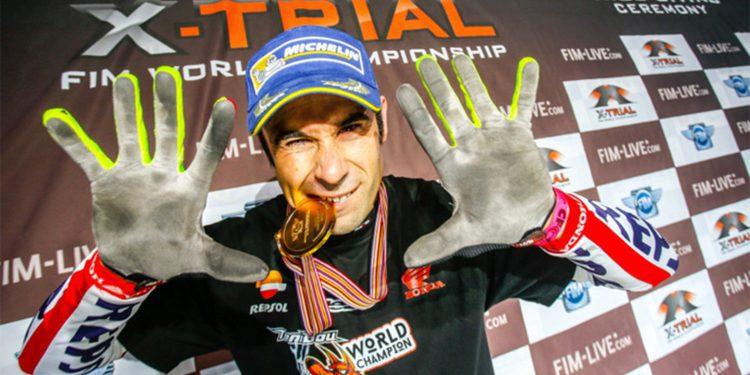 Mundial X-Trial: Toni Bou gana su 10º título indoor en Marsella