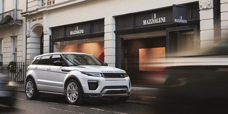 Land Rover se une a la moda de los SUVs Coupés y en 2017 veremos el primero