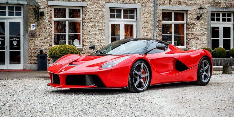 A la venta un Ferrari LaFerrari en Holanda