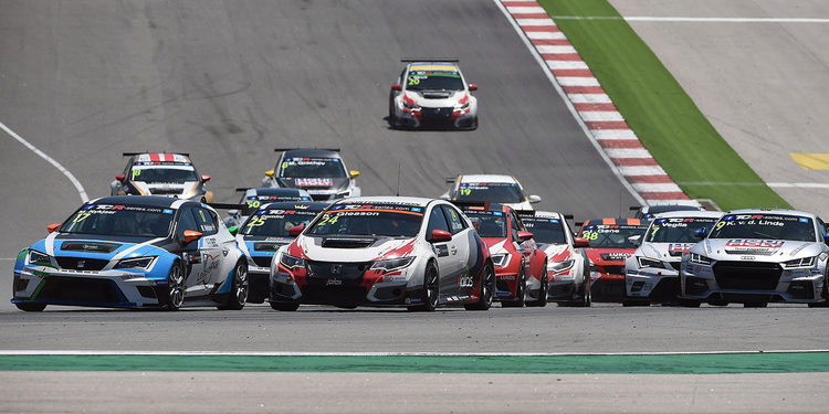 Comienzan las TCR International Series: 22 pilotos inscritos para la temporada