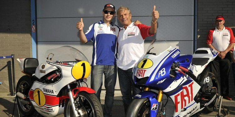 """Giacomo Agostini: """"Lorenzo tiene una superoferta de Ducati"""""""