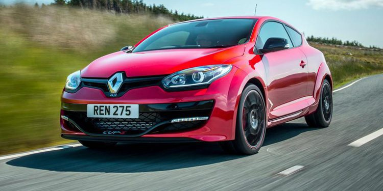 El próximo Renault Megane RS tendrá 300 CV y tracción total