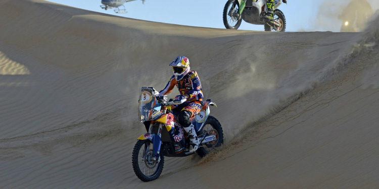 Las KTM y las Husqvarna se juegan la primera victoria en Abu Dhabi