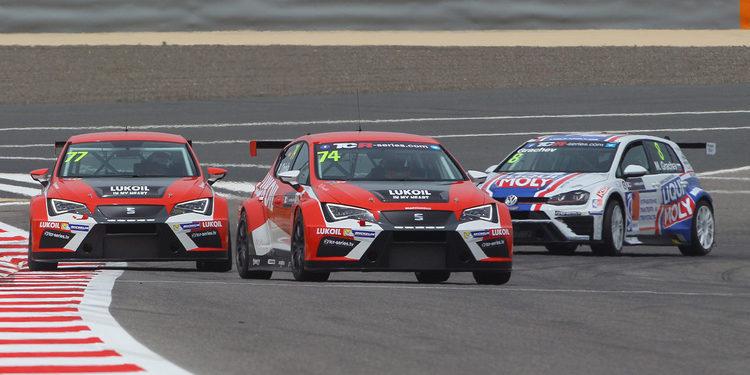 Oriola y Morbidelli dominan el primer día de las TCR Series