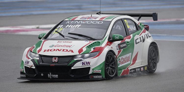 Tiago Monteiro domina los primeros libres en Paul Ricard