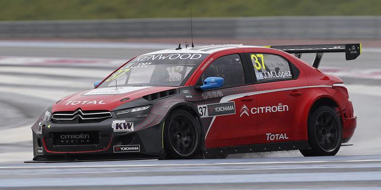 José María López consigue la primera pole de la temporada