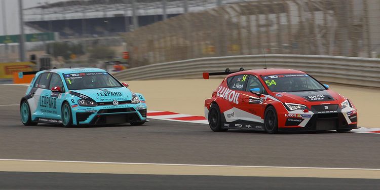 Sergey Afansyev consigue la pole en Bahréin