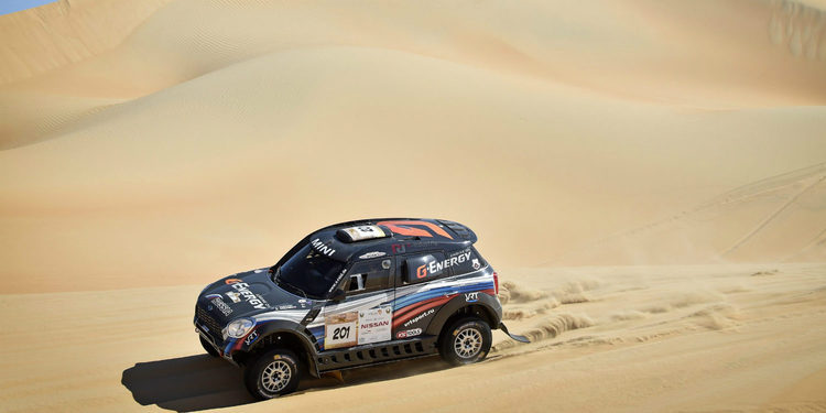 Previa | Abu Dhabi Challenge Dessert 2016: los 'gallos' ya miran al Dakar