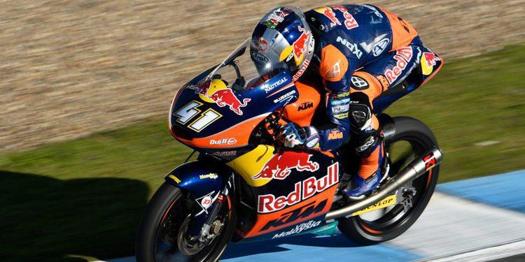 Moto3: Brad Binder consigue su primera pole position mundialista