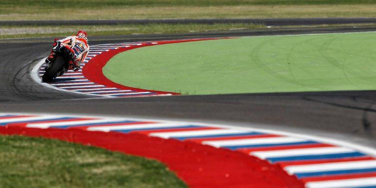 MotoGP: Marc Márquez poleman en el día del neumático