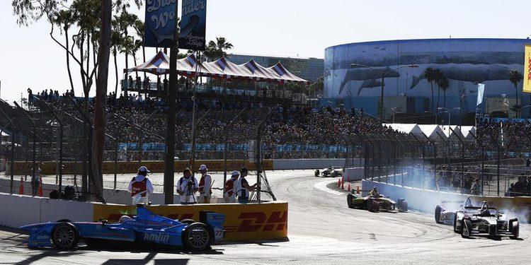 Directo: Sesión clasificatoria de la Fórmula E en Long Beach