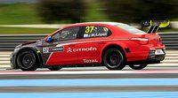 Citroën satisfecho de estar delante pese al lastre