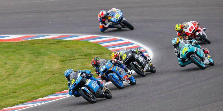 "Moto3: Khairul Idham Pawi, ""la gota malaya"", consigue la victoria"