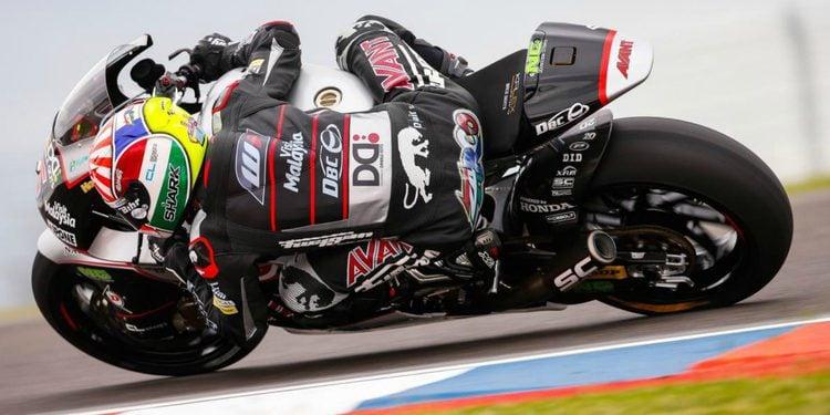 Moto2: Johann Zarco vuelve a ganar y a dar su voltereta