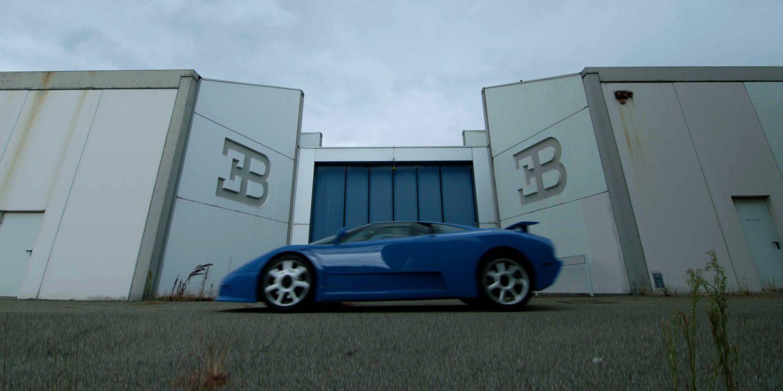 La Fabbrica Blu: La historia de Bugatti Automobili