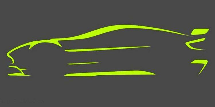 El Aston Martin GT8 prepara su llegada con un nuevo teaser