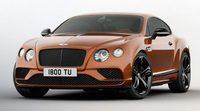 Bentley lanza el Continental GT Speed 2016 con 650 CV