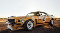 Los raros Ford Mustang BOSS 302 Kar Kraft Trans Am racers