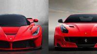 La comparativa más bizarra entre los Ferrari LaFerrari y F12tdf