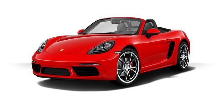 La primera prueba en vídeo del nuevo Porsche 718 Boxster