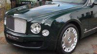 La Reina de Inglaterra vende su Bentley Mulsanne por 200.000 libras