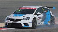 Jordi Oriola lleva al Opel Astra a los puntos en su debut