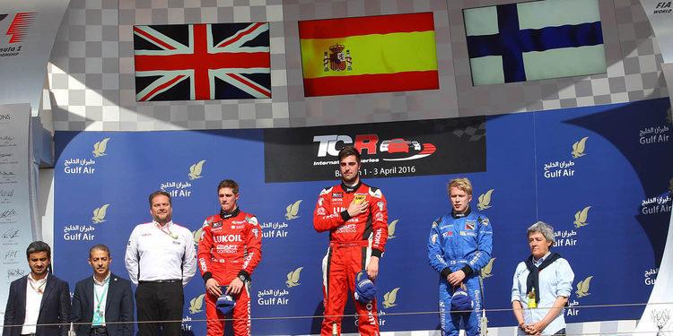 Pepe Oriola lidera las TCR Series tras Bahréin