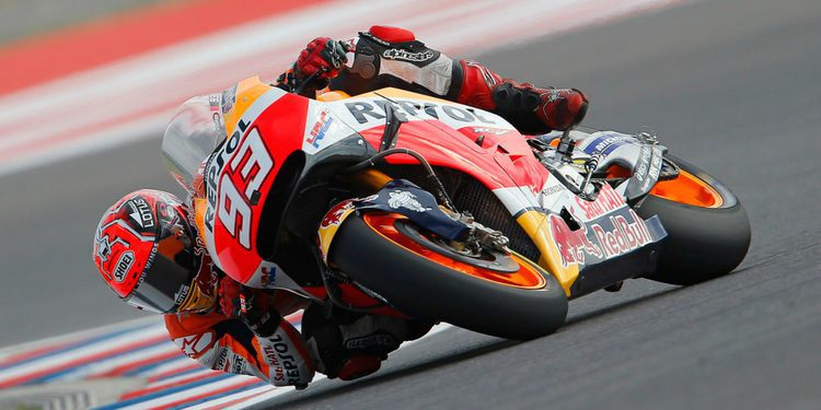 MotoGP: Suma y sigue de Marc Márquez consiguiendo la pole