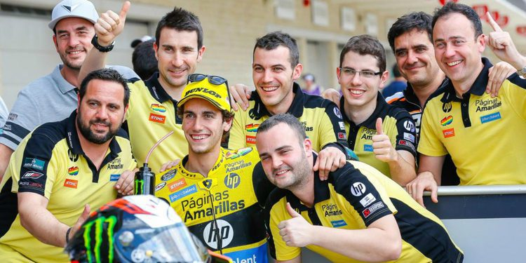 Moto2: Victoria más que merecida para Alex Rins