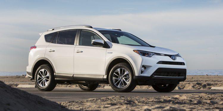 Ya está disponible en los concesionarios el Toyota RAV4 Hybrid