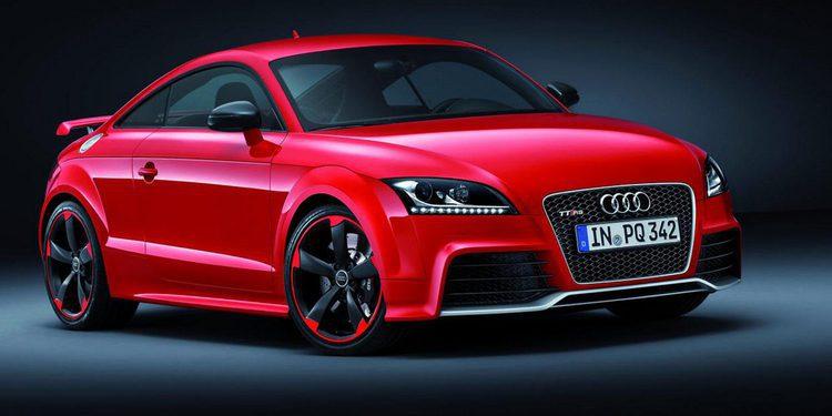 El nuevo Audi TT RS llevará el cinco cilindros turbo hasta los 400 CV