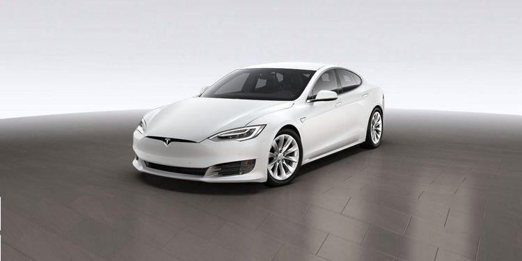Se filtra el restyling del Tesla Model S