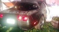 Condenado por estrellar su Corvette contra la casa de su novia