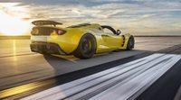 El Hennessey Venom GT el descapotable más rápido del mundo