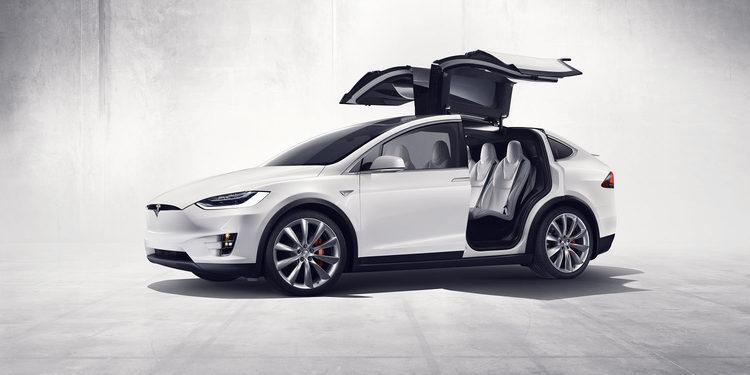 Nuevo Tesla Model X 75D, ahora con 30 Km más de autonomía