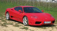 El Ferrari 360 Modena F1 de Cristiano Ronaldo a la venta