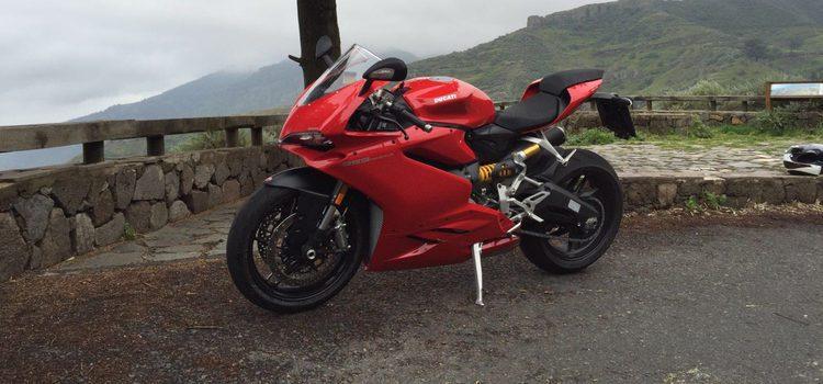 Probamos la nueva Ducati 959 Panigale 2016