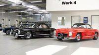 Brabus muestra sus mejores restauraciones de modelos Mercedes-Benz
